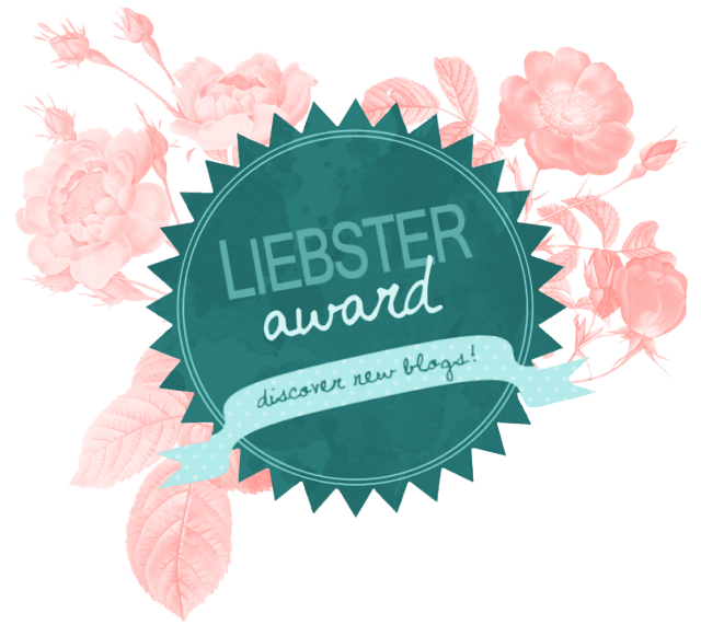 Liebster Blog Post