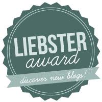 Liebster Side Bar