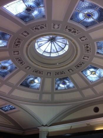 Portico Dome