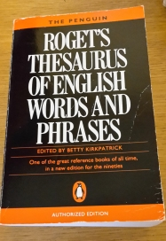 Rogets Thesaurus