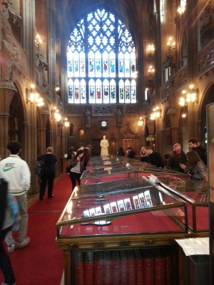John Ryland Exhibition Gallery